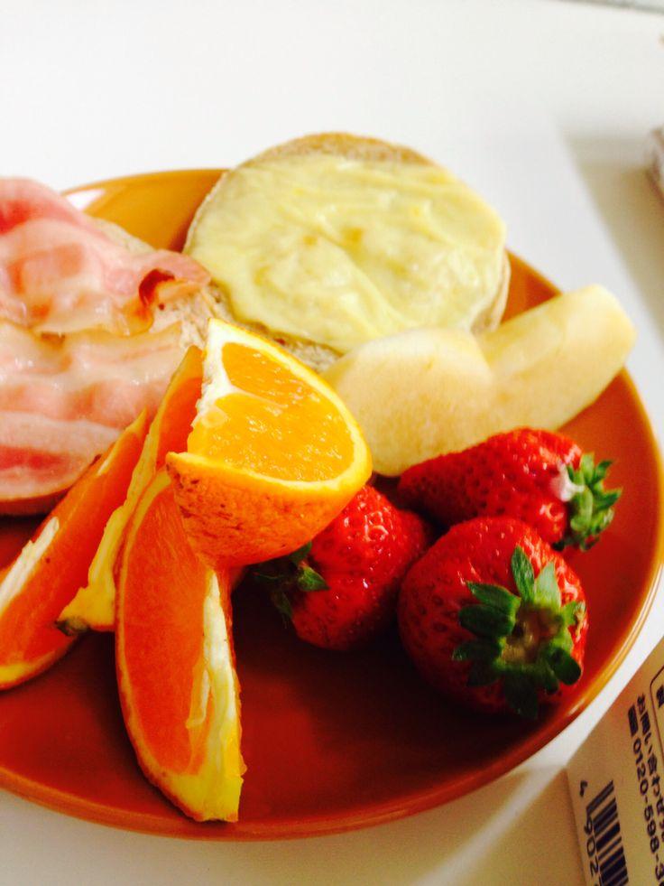 いちご、みかん、果物 .strawberry