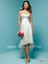 Wholesale Asymmetrical Wedding Dress in Weddings & Events - Buy Cheap Asymmetrical Wedding Dress from Best Asymmetrical Wedding Dress Wholesalers | DHgate.com - Page 20
