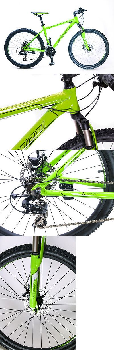 bicycles: Sundeal M1 26 Hardtail Mountain Bike Mech Disc Shimano Tourney 3 X 7S New BUY IT NOW ONLY: $198.72