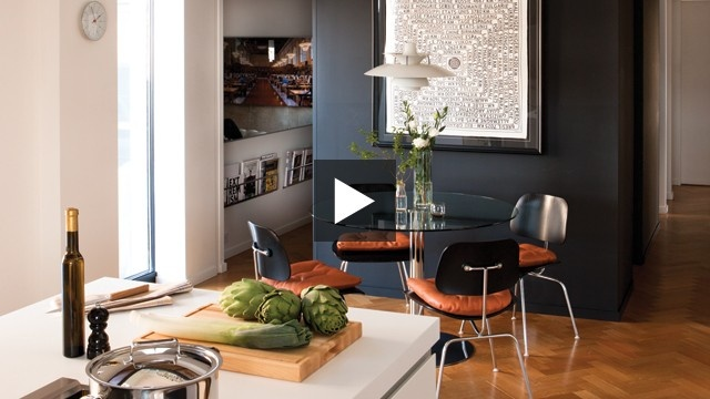 Modern Montreal Loft in the iconic Habitat 67 building | House & Home Online TV