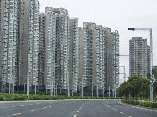 Superficção: Cidades Fantasmas - Bolha Imobiliária na China