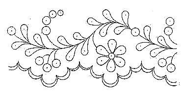 Broderie D'Antan: Embroidery Patterns (30 designs)