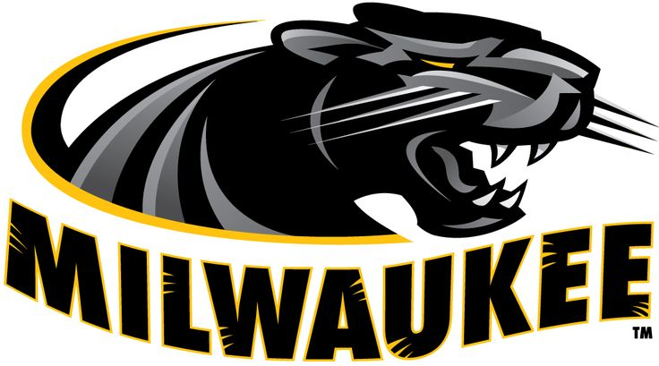 Wisconsin-Milwaukee Panthers Primary Logo (2011) -