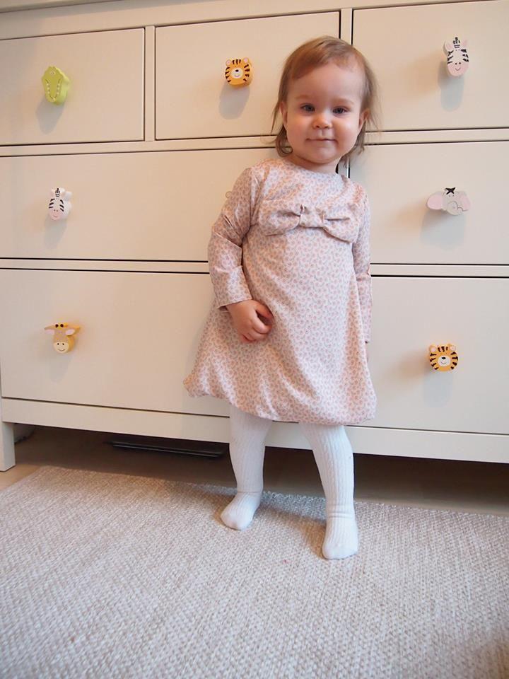 Bow Dress Filippa by Nona K.