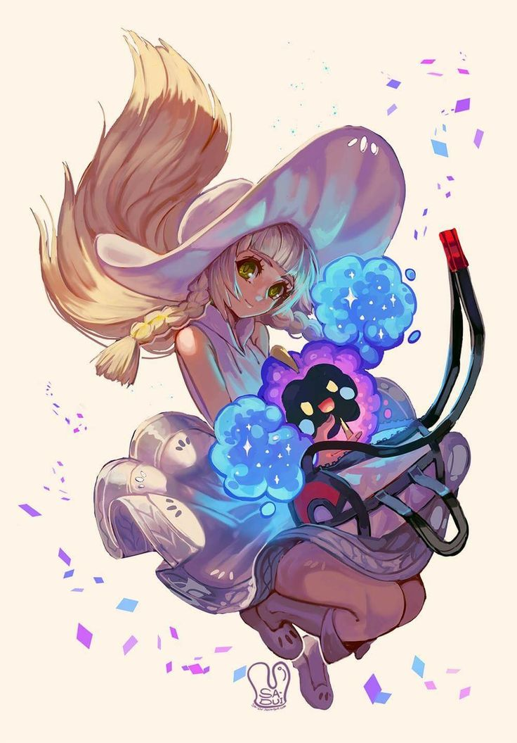 Lillie and nebby