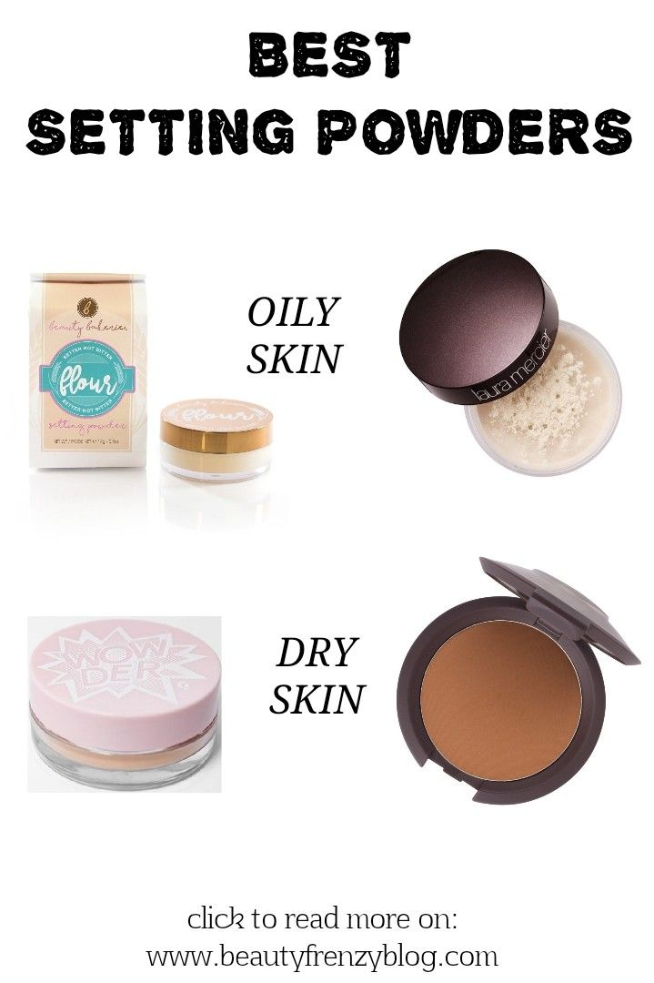 Best Setting Powders For All Skin Types - Beauty Frenzy Blog | Makeup and Skincare Reviews | Setting Powder, Powder, Beauty