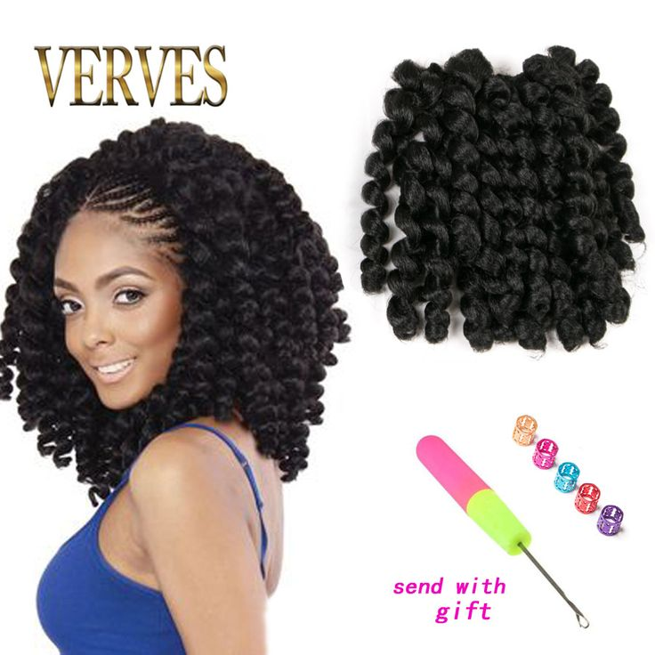 wand curl crochet hair extensions 20 rootspiece ombre havana mambo twist braiding hair synthetic - Color Out Cheveux Noir