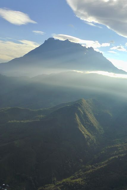 Mount Kinabalu, Sabah. One of the defining moments in my life happened right here.