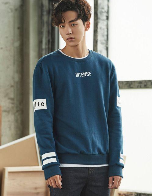Boyfriend Look With Nam Joo Hyuk For UGIZ   Couch Kimchi