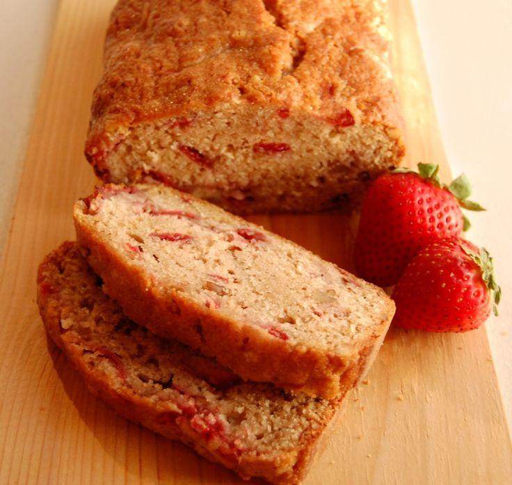 Strawberry Bread | Bread | Pinterest