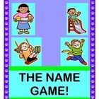 "START CLASS TIME WITH RHYTHM AND RHYME!  ""Here's my friend--  Rachel is her name!  Time to put her in the game!""  A rockin' CIRCLE TIME GAME is a great way to start your day with your kids!  Use this funny Rhyme to 'call roll' and hear 'the rhythm of language'-- great for young readers!  You'll vary the TEMPO and VOLUME with Rhythm Sticks, as you have fun with NAMES and INITIAL LETTERS.  Name Card Templates provided.  No sleepy kids this morning!  (6 pages)  From Joyful Noises Express TpT…"