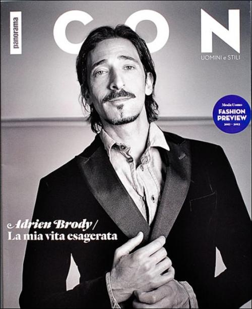 Adrian brody swagger level: mastered