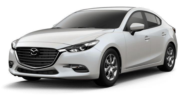 Mazda 3 2020 Sedan White