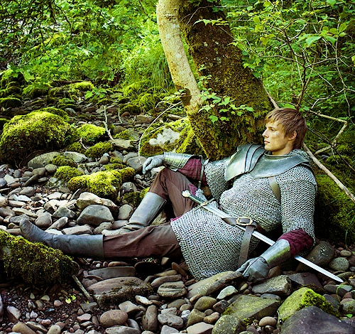 """If you say the words """"Knight in shining armor"""" really slowly, you can hear the word Arthur."""