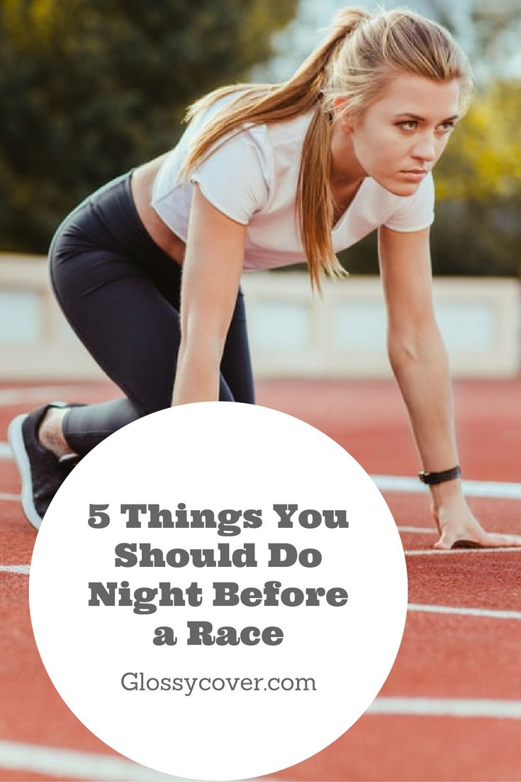 If you are running or training for a full marathon, a half marathon, a relay, make sure you do these 5 things before running a race to be fully prepared.  #race #running #marathon