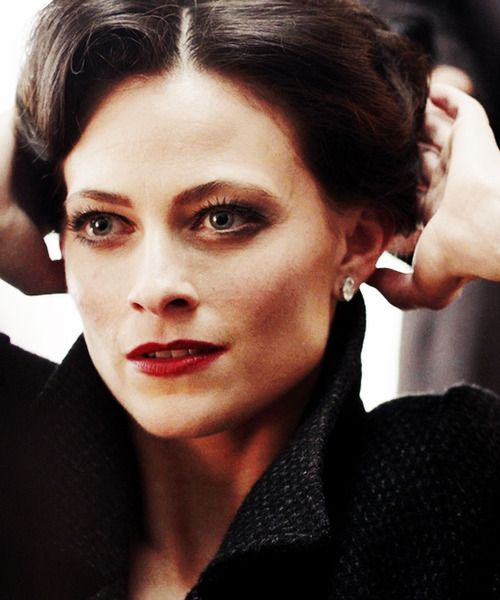 Irene Adler, the Woman.