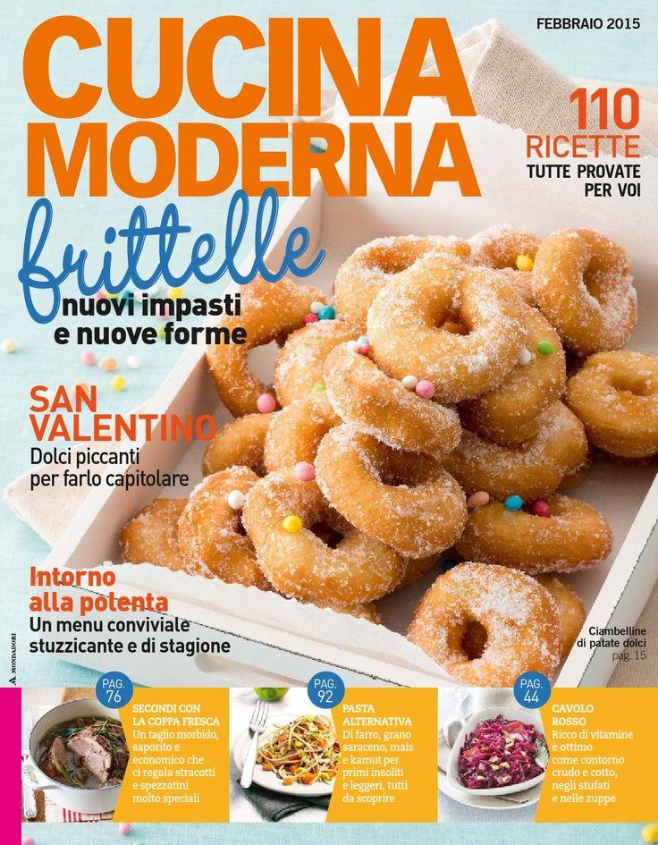 Cucina moderna febbraio 2015 cucina - Cucina moderna magazine ...