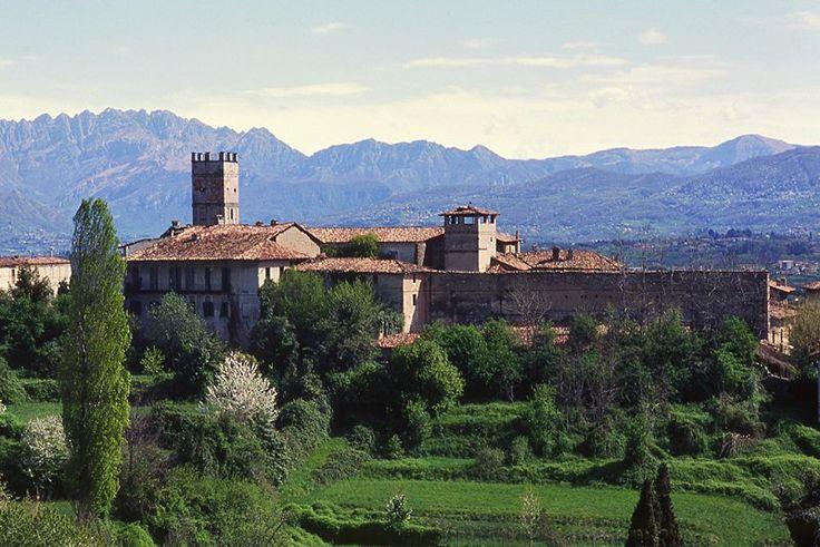 Inverigo (castello Crivelli)