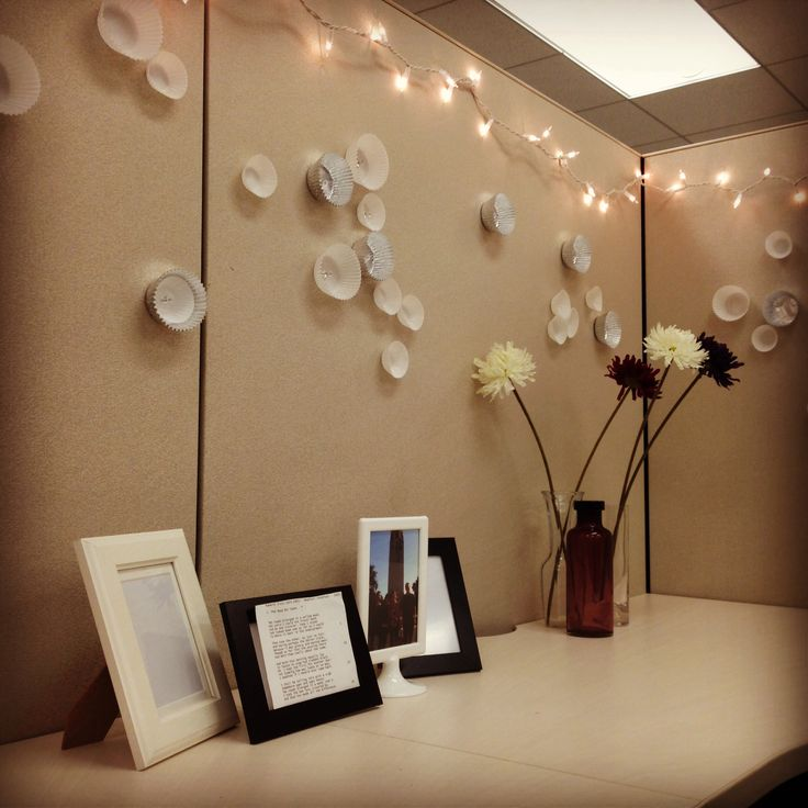 Cubicle Décor Ideas To Make Your Home Office Pop: 25+ Unique Decorate My Cubicle Ideas On Pinterest