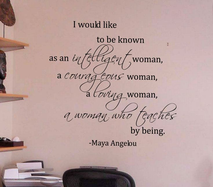Maya Angelou Quote People Will For Get