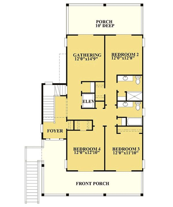 59 best house plans images on pinterest arquitetura for Floor plans you can edit