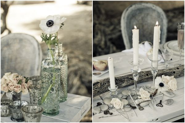 Inspired by Sparkling Silver Wedding Ideas | Found for you by www.astrabridal.co.nz |