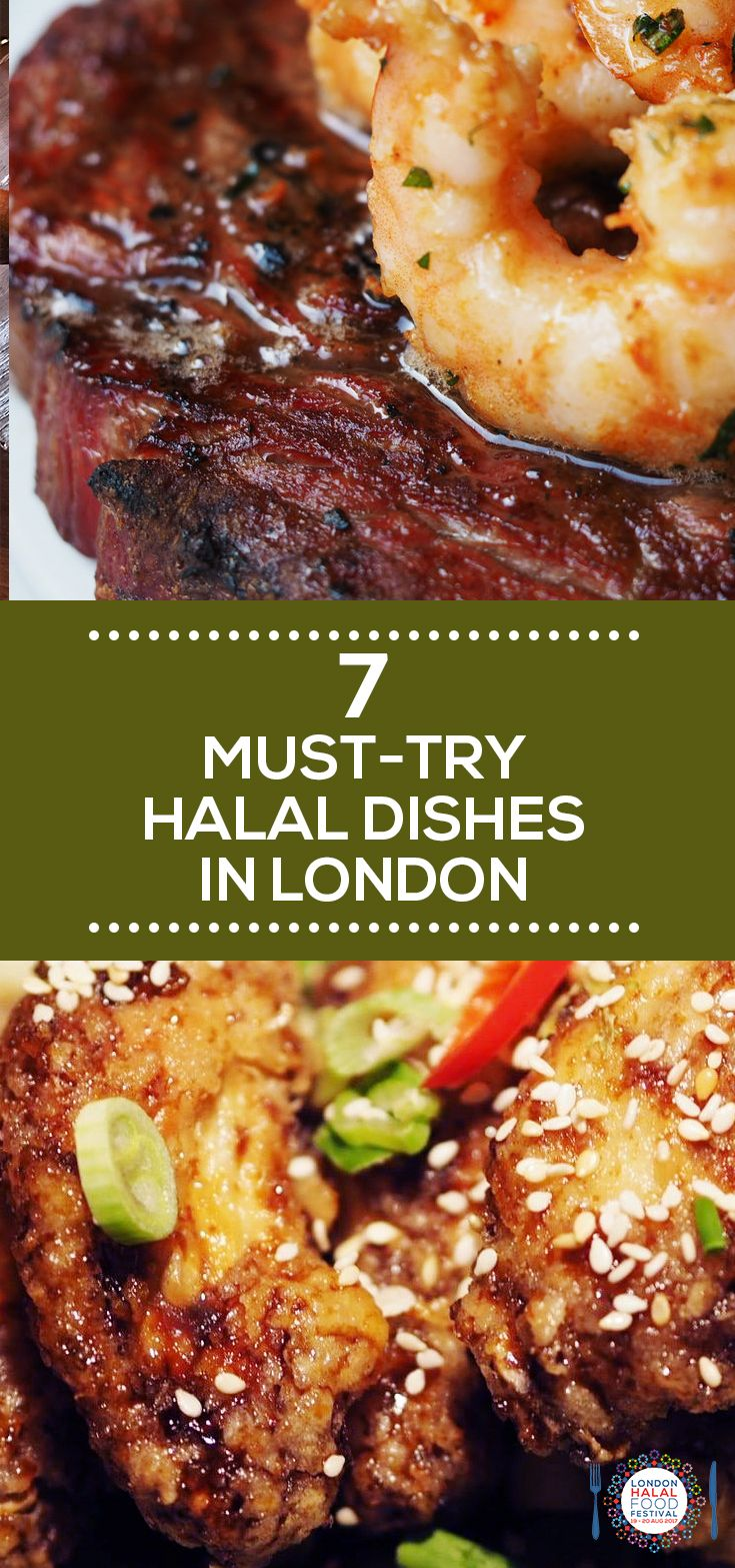7 musttry halal dishes in london halal recipes halal