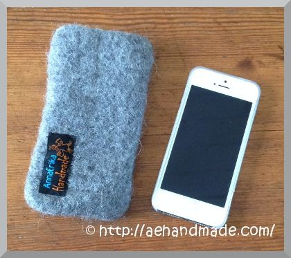 Virka & tova Iphone5 fodral