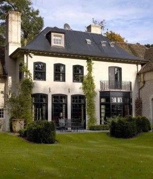 Klassiek Belgisch landhuis bouwen