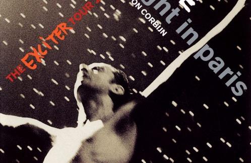 Depeche Mode 'One Night in Paris' - DVD concert