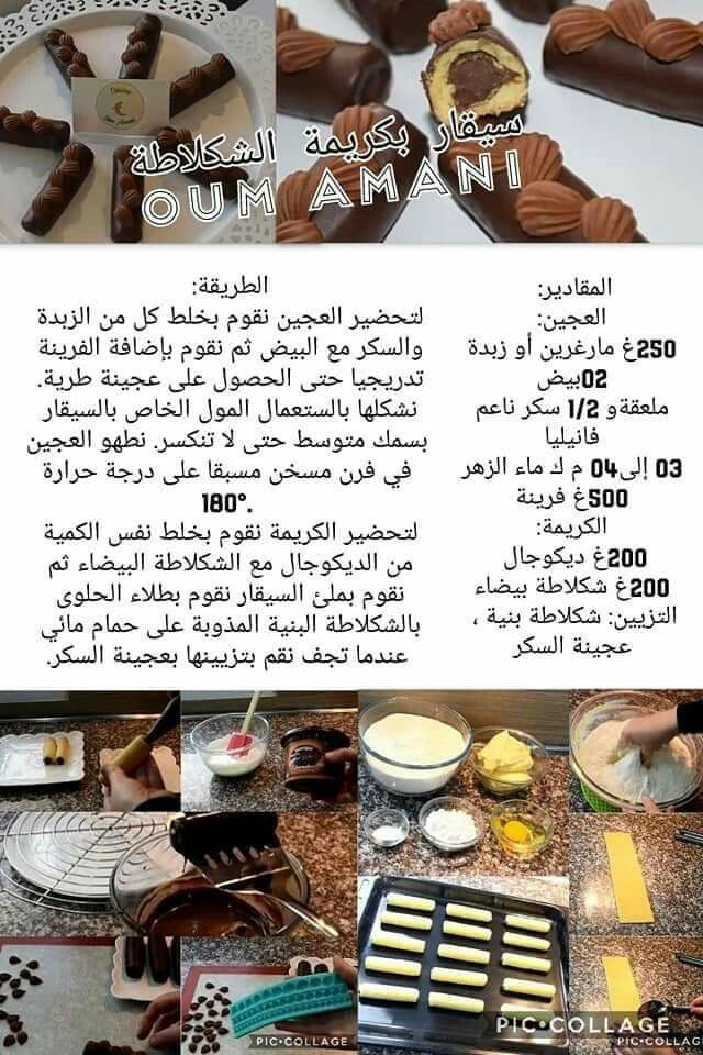 Pin By Amina Mimi On Cuisines Arabic Sweets Recipes Sweets
