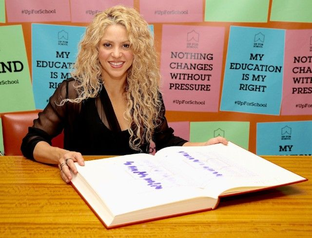Shakira's Organization, Pies Descalzos (Bare Feet), Will Build Its Seventh School, Institucion Nuevo Bosque, in her hometown of Barranquilla by 2019.