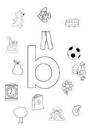 werkblad letter b - Google zoeken