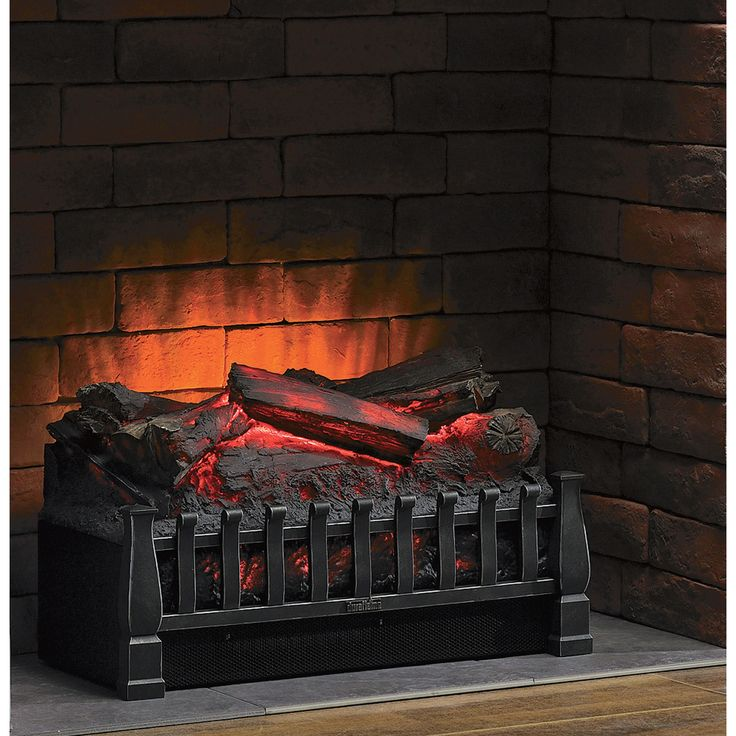 Duraflame Electric Log Set Insert 4 600 Btu 1 350 Watts