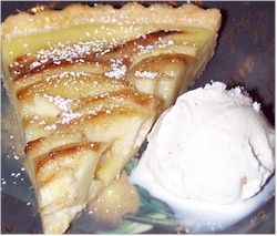 Favorate South-African Recipes: Apple Tart (Cobbler)