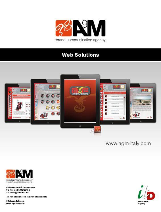 #AgmItaly #Italiandesigner #webdevelopment #website #websolutions #imobile #mondolfoferro
