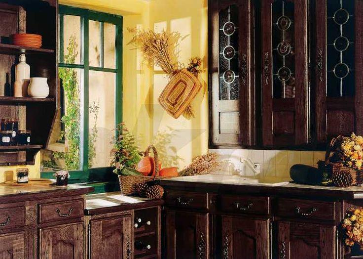 13 besten landhausk chen bilder auf pinterest rund ums. Black Bedroom Furniture Sets. Home Design Ideas