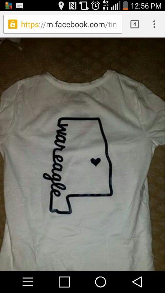 Auburn shirt ideas