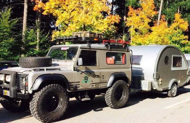 Land Rover Defender/Series : Photo                                                                                                                                                                                 Mais