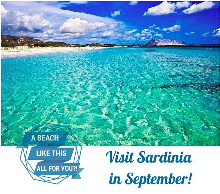 It's not UTOPIA!  http://www.keepcalmandtravel.com/5-reasons-to-visit-sardinia-in-september-october/