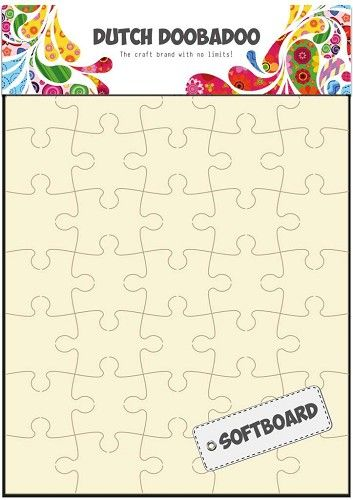 478.007.013 Dutch Softboard Art  Puzzle