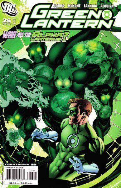 Green Lantern Vol.4 no.26