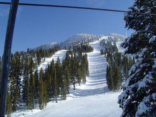 Mount Rose ski resort, Nevada