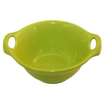 #Πυρίμαχη μικρή #σαλατιέρα 0.6L- #AP223518503 - #Appolia  #Appolia #cookworld #lime #ecological #saladbowl