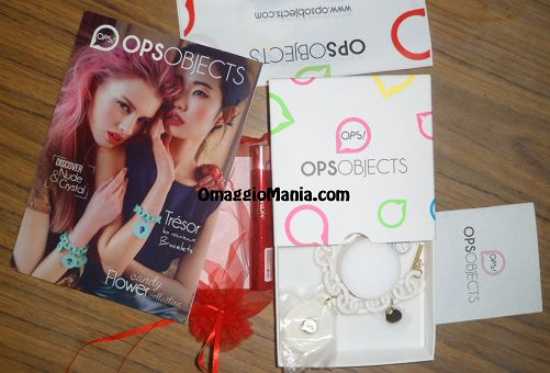 Bracciale e Rossetto vinto da Sara con OPS! Loves Revlon - http://www.omaggiomania.com/premi-ricevuti/bracciale-rossetto-vinto-ops-loves-revlon/