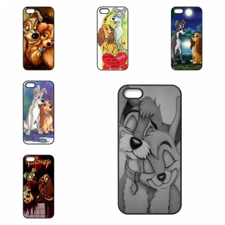 Lady and the Tramp lovers For Samsung Galaxy S2 S3 S4 S5 S6 S7 edge mini Active Ace Ace2 Ace3 Ace4 Protector