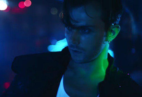 Taken from 'Lights' Video.