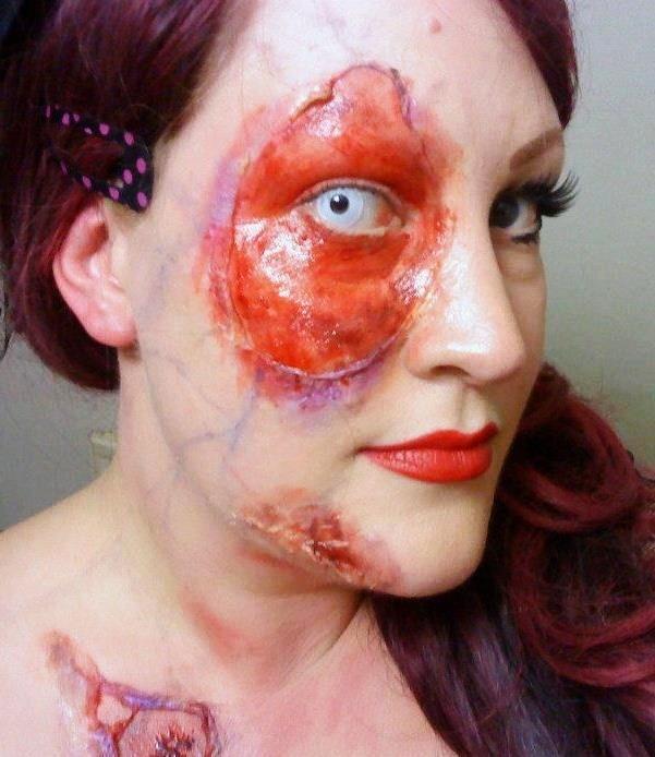 13 best Open Wounds images on Pinterest | Fx makeup, Halloween ...