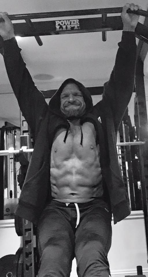WWE News: Triple H training under Seth Petruzelli - http://www.sportsrageous.com/wwe/wwe-news-triple-h-training-under-seth-petruzelli/14640/