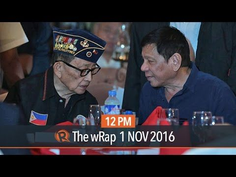 """Former president Fidel V. Ramos resigned as President Rodrigo Duterte's special envoy to China, even as the Palace said the country needs his """"stature and ex..."""